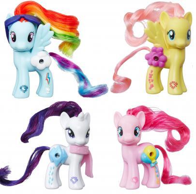 Игровой набор Hasbro My Little Pony: Пони с волшебными картинками в ассортименте