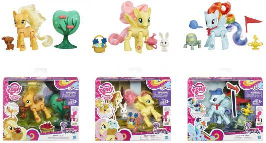Игровой набор Hasbro My Little Pony: Пони-модницы с артикуляцией в ассортименте