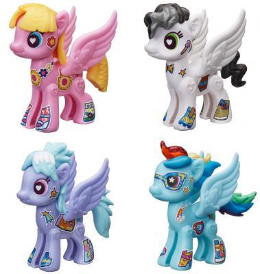 """Игровой набор Hasbro My Little Pony: """"Создай свою пони"""" (в ассорт.) 103 предмета"""