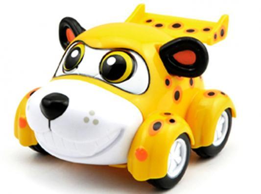 Интерактивная игрушка Ling Dong Функциональная машинка Спиди от 3 лет жёлтый V8326