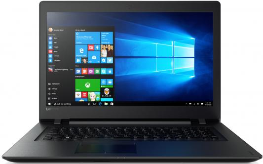 "Ноутбук Lenovo IdeaPad 110-15IBR 15.6"" 1366x768 Intel Pentium-N3710 80T7004DRK"