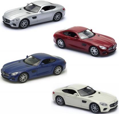 Автомобиль Welly Mercedes-Benz AMG GT 1:34-39 цвет в ассортименте купить автомобиль мерседес в германии