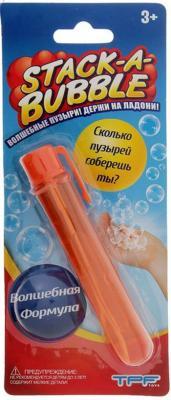 Застывающие Пузыри Stack-A-Bubble 22 мл в ассортименте 269457 stack a bubble мыльные пузыри застывающие цвет фиолетовый 45 мл
