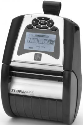 Принтер Zebra QLn320 QN3-AUCAEM11-00