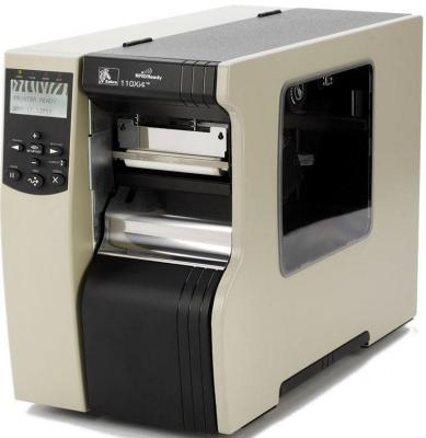 Принтер Zebra 110Xi4 112-80E-00203 112-80E-00203