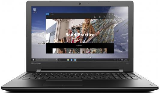 """Ноутбук Lenovo IdeaPad 300-15IBR 15.6"""" 1366x768 Intel Pentium-N3710 80M300MWRK"""