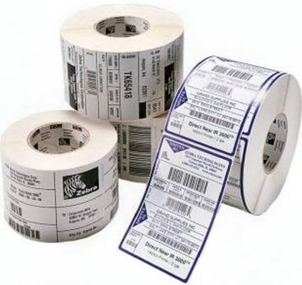 Бумажные этикетки Zebra 880380-076 Z-Ultimate 3000T 76х76мм бумажные этикетки zebra 800262 125 z select 2000d 57 2x31 8мм