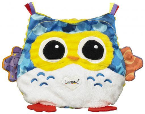Ночник Lamaze Сова игрушка tomy lamaze леопардик мурр l27563