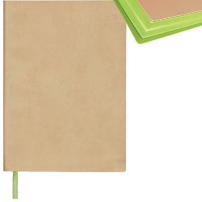 Ежедневник недатированный Index Colourplay A6 искусственная кожа IDN110/A6/BE