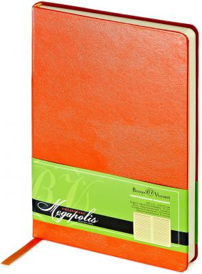 Ежедневник недатированный Bruno Visconti Megapolis A5 бумвинил 3-281/05 набор цветных карандашей bruno visconti multicolor 12 шт