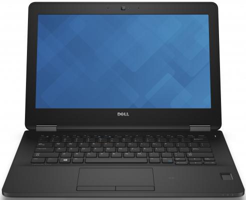 """Ноутбук DELL Latitude E7270 12.5"""" 1920x1080 Intel Core i5-6200U 7270-9723"""