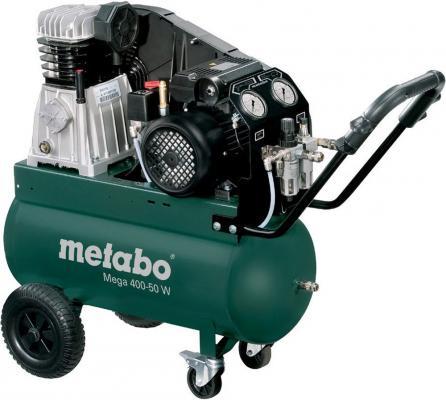 Компрессор Metabo MEGA 400-50 W metabo 425 turbotec