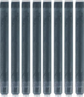 Картридж Waterman 52001 8 шт черный для перьевой ручки LONG WAT-S0110850 waterman картридж для ручки long цвет черный 8 шт