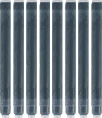 Картридж Waterman 52001 8 шт черный для перьевой ручки LONG WAT-S0110850 ручки waterman s0952360