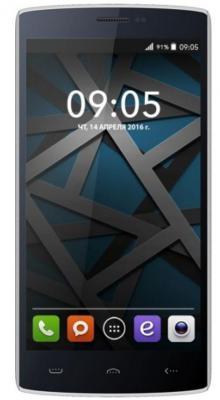 """Смартфон BQ BQS-5502 Hammer серый 5.5"""" 8 Гб Wi-Fi GPS"""
