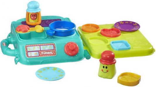 Игровой набор HASBRO PLAYSKOOL Моя первая кухня возьми с собой