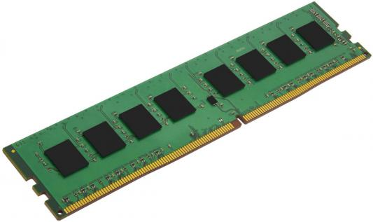Оперативная память 8Gb (1x8Gb) PC4-19200 2400MHz DDR4 DIMM CL17 Kingston KVR24N17S8/8