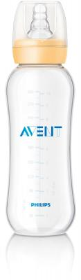 Бутылочка Avent Standart Pp, 300 мл, сил. соска, быстр. поток, 6+, 1 шт., арт. 80920 avent standard бутылочка для кормления 300 мл 1 шт