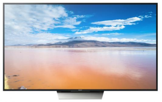Телевизор SONY KD-65XD8599 черный
