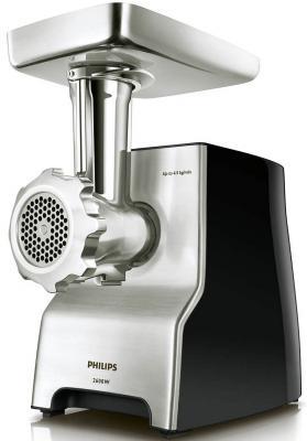 Электромясорубка Philips HR2743/00 800 Вт чёрный