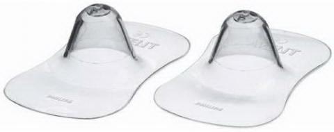 Купить Защитные накладки на соски Avent (маленькие) - 2 шт. арт. 80170, Накладки на сосок