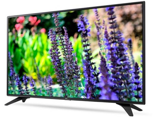 Телевизор LG 55LW340C черный