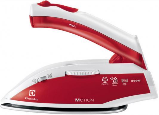 Утюг Electrolux EDBT800 800 Вт красный белый