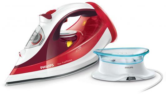 Утюг Philips GC4595/40 2600Вт белый красный утюг philips gc2672 40