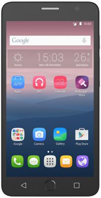 Смартфон Alcatel OneTouch 5070D POP STAR белый жёлтый 5 8 Гб LTE Wi-Fi GPS 5070D-2BALRU1-2 eyes open 3 presentation plus dvd rom