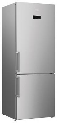Холодильник Beko RCNK321K21S серебристый холодильник beko rcsk270m20s серебристый