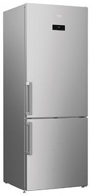 Холодильник Beko RCNK321K21S серебристый