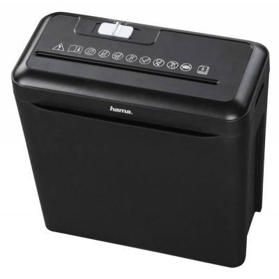 Уничтожитель бумаг Hama Premium X6S H-50194