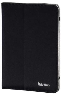"""Чехол Hama Strap универсальный для планшетов с экраном 7"""" полиэстер черный 00173500"""