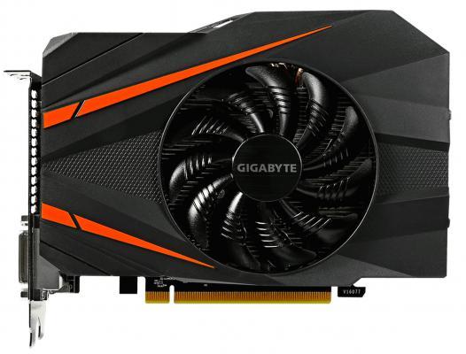 Видеокарта GigaByte GeForce GTX 1060 GV-N1060IXOC-6GD PCI-E 6144Mb 192 Bit Retail (GV-N1060IXOC-6GD) pci e to