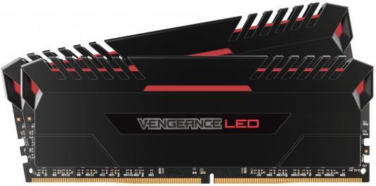 Оперативная память 16Gb (2x8Gb) PC4-25600 3000MHz DDR4 DIMM Corsair CMU16GX4M2C3000C15R оперативная память 128gb 8x16gb pc4 24000 3000mhz ddr4 dimm corsair cmr128gx4m8c3000c16w