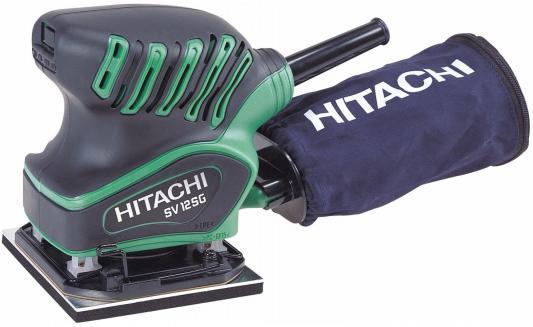 Виброшлифовальная машина Hitachi SV12SG цены