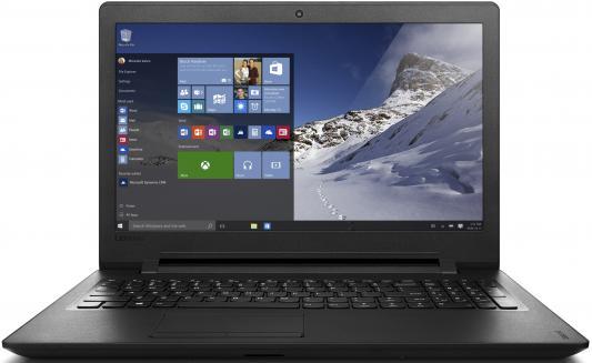 "Ноутбук Lenovo IdeaPad 110-15IBR 15.6"" 1366x768 Intel Pentium-N3710 80T70041RK"