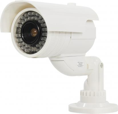 Муляж камеры видеонаблюдения ORIENT AB-CA-21 LED мигает для наружного наблюдения