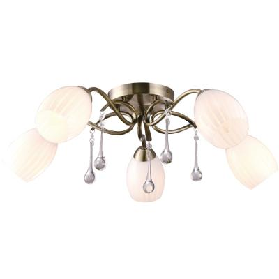 Потолочная люстра Arte Lamp Corniolo A9534PL-5AB arte lamp подвесная люстра corniolo a9534lm 5ab