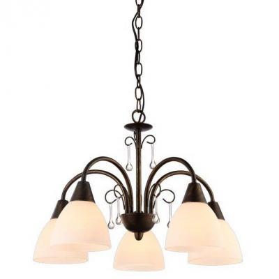 Подвесная люстра Arte Lamp 82 A9312LM-5BR люстра подвесная arte lamp segreto a9312lm 5br
