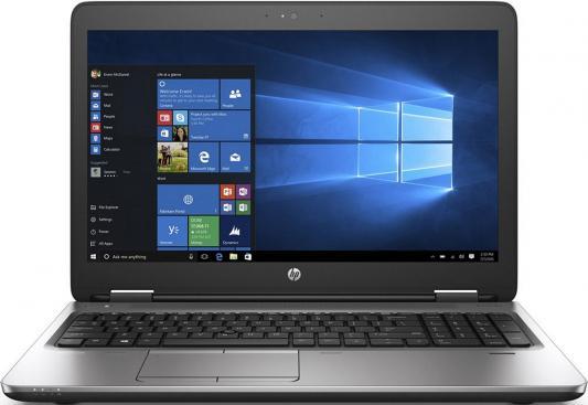 """Ноутбук HP ProBook 650 G2 15.6"""" 1366x768 Intel Core i5-6200U Y3B05EA"""