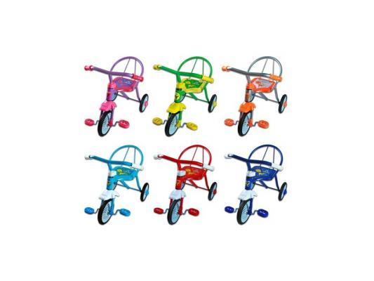 Велосипед трехколёсный Moby Kids Дино 64419 желто-салатовый из ремонта велосипед трехколёсный moby kids junior 2 10 8 красный t300 2