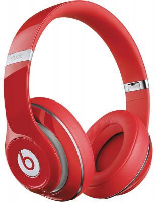 Bluetooth-гарнитура Apple Beats Studio 2 Wireless Over-Ea красный MH8K2ZE/B
