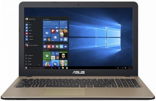 Ноутбук ASUS X540LJ-XX569T 15.6 1366x768 Intel Core i3-5005U 90NB0B11-M08030 ноутбук asus x540lj 15 6 intel core i3 5005u 2 0ghz 4gb 500gb hdd 90nb0b11 m08030