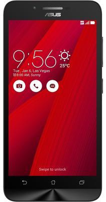 """Смартфон ASUS Zenfone Go ZC500TG красный 5"""" 8 Гб Wi-Fi GPS 90AZ00V3-M00490"""