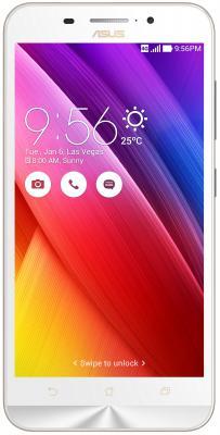 "Смартфон ASUS ZenFone 2 Max ZC550KL белый 5.5"" 32 Гб LTE Wi-Fi GPS"