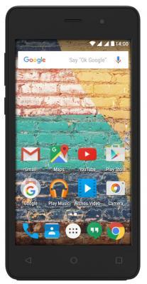 """Смартфон ARCHOS 40d Titanium черный 4"""" 8 Гб Wi-Fi GPS"""
