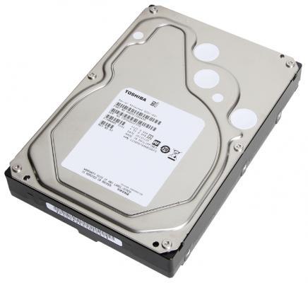 "Жесткий диск 3.5"" 4Tb 7200rpm Toshiba SAS MG04SCA400E"
