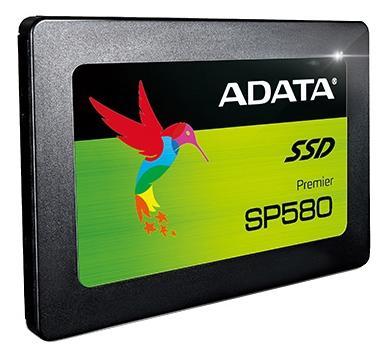 Твердотельный накопитель SSD 2.5 120GB A-Data SP580 Read 560Mb/s SATAIII ASP580SS3-120GM-C накопитель ssd a data asp580ss3 120gm c asp580ss3 120gm c