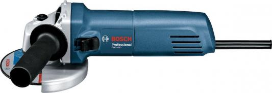 Угловая шлифмашина Bosch GWS 660 115мм 060137508N bosch ghg 660 lcd 0 601 944 302